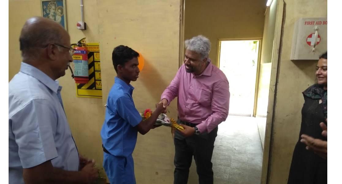 inauguration prize distribution