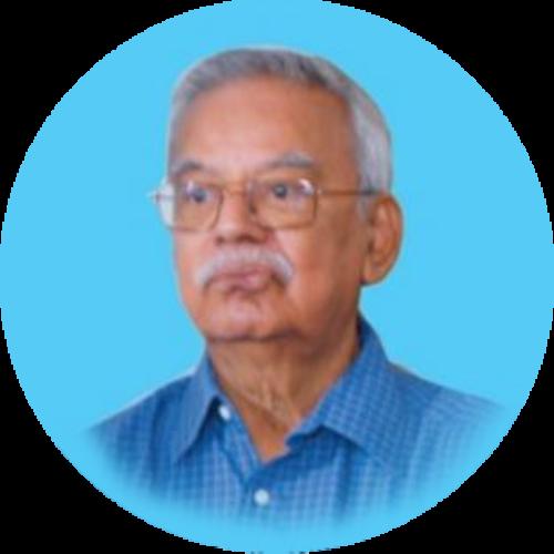 Former Managing Director Mr C Antony Samy