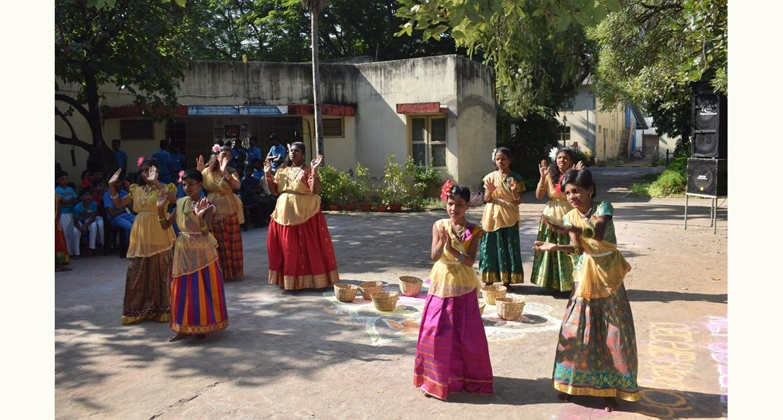 dance by our students