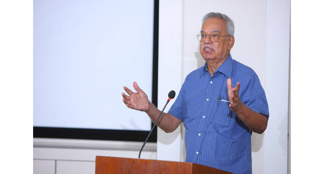 retirement speech