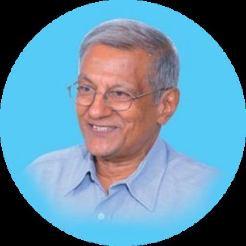 Former Chairman Mr S Viji